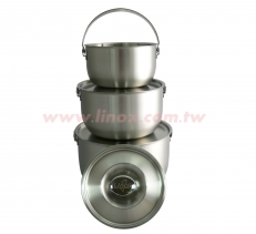 3 in 1 Cooking pot